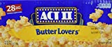 Act II Microwave Butter Lovers Popcorn, 77.03 Ounce -- 1 each.