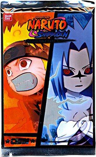 Bandai Naruto Shippuden Card Game Chibi Tournament Series 3 Booster Pack from Bandai
