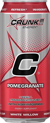 UPC 895942000085, CRUNK!!! Energy Pomegranate 16oz 24pack