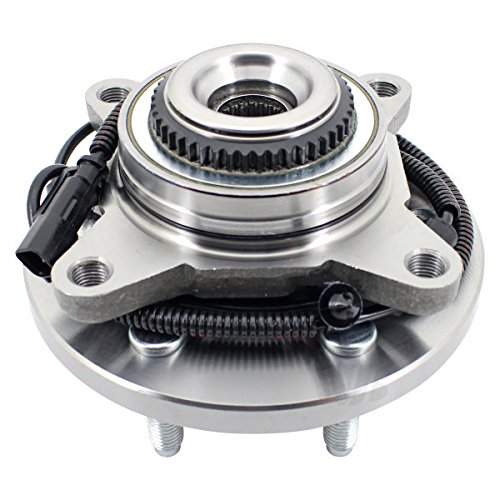 Price comparison product image WJB WA515142 1 Pack WA515142-Front Wheel Hub Bearing Assembly-Cross Reference: Timken SP550219 / Moog 515142 / SKF BR930790