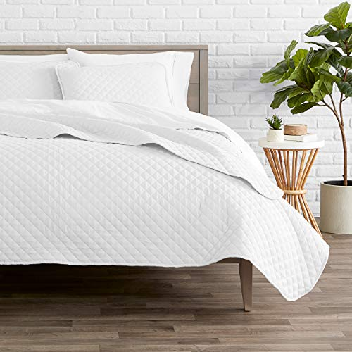 Bare Home Ultra Soft Premium Coverlet