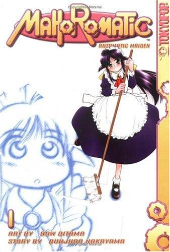 Mahoromatic: Automatic Maiden, Volume 1 ebook
