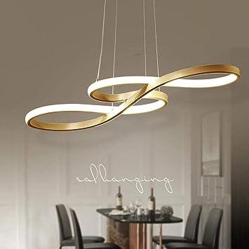 Lámpara Minimalista Moderna, Accesorios Isla Luz De Techo ...