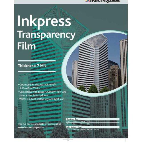 Inkpress Transparency Film - Inkpress Transparency Film, 60