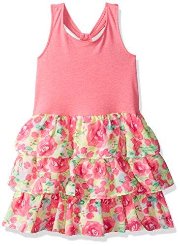 Infant Baby Girls Sleeveless Dress - 8