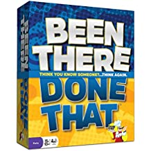 Been There Done That - Think You Know Someone?...Think Again! Icebreaker Party Game