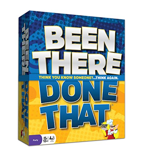 Been There Done That - Fun Icebreaker Party Game to Play with Friends and Family! Perfect for Parties, Game Nights and Groups. -