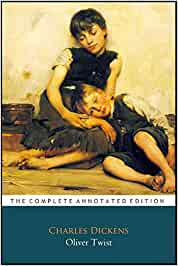 Oliver Twist by Charles Dickens Social & Fictional novel