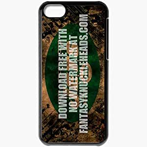Personalized iPhone 5 5s Cell phone Case/Cover Skin 1313 new york jets 0 Black