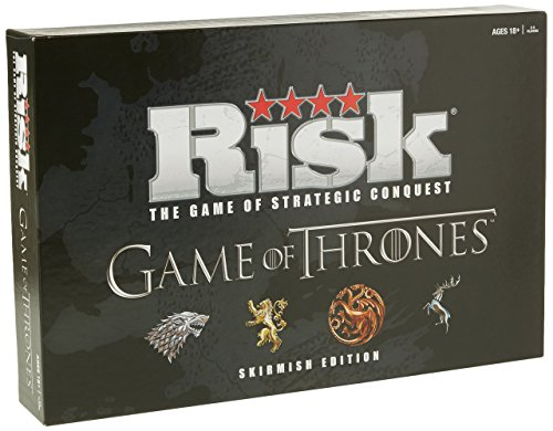 Winning Moves Games Game of Thrones Risk Board Game - Skirmish Edition (Risk Board Game Cheap)