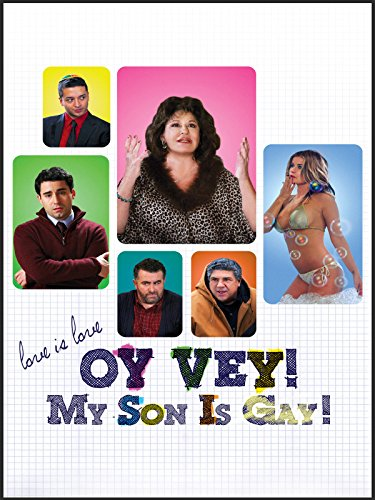 Oy Vey My Son Is Gay