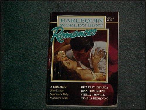 Harlequin World's Best Romances (Vol 8 No 4) (Volumn8 No 4