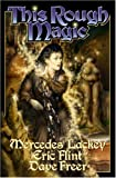 Front cover for the book This Rough Magic by Mercedes Lackey