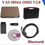 Hain@ 100% 5054 A VAS 5054A ODIS V2.0 Bluetooth Support UDS Protocol with OKI Chip VAS5054 Bluetooth