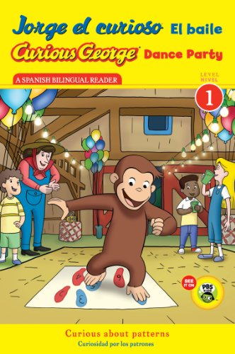 Jorge el curioso El baile/Curious George Dance Party CGTV Reader