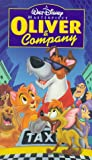 Oliver & Company VHS Tape