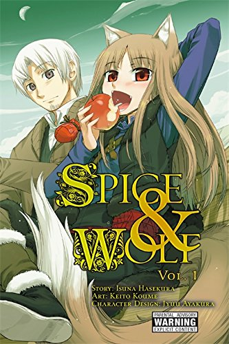 Spice and Wolf, Vol. 1 - manga
