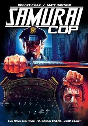 Samurai Cop [Reino Unido] [DVD]: Amazon.es: Robert ZDar ...
