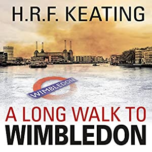A Long Walk to Wimbledon Audiobook