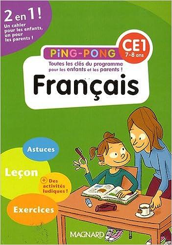 Livre Français CE1 pdf, epub ebook