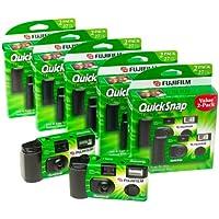 Fuji 35mm QuickSnap Single Use Camera, 400 ASA...
