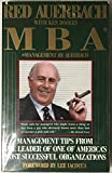 img - for MBA: Management by Auerbach : Management Tips from the Leader of One of America's Most Successful Organizations book / textbook / text book