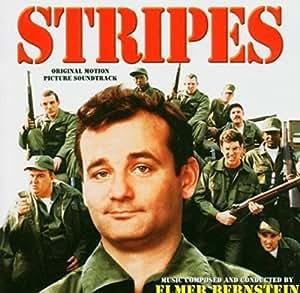 El Peloton Chiflado (Stripes)-Bernstein