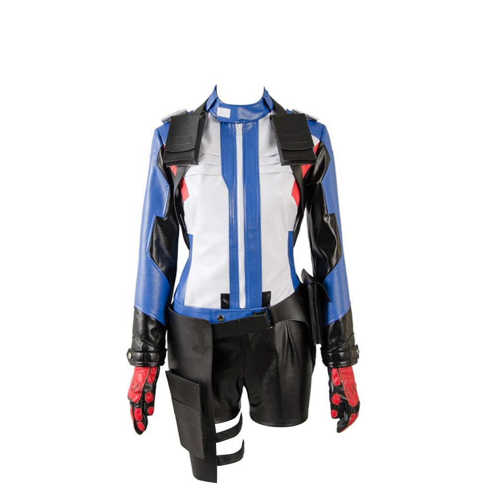 MingoTor Kriegerjacke Cosplay Kostüm Damen XS B07KBYZ2JX Kostüme für Erwachsene Spielen Sie das Beste     | Qualität