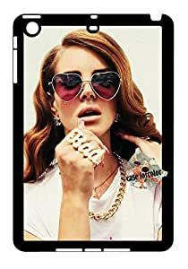 [case forcolor]:Lana Del Rey Hard Case for Ipad Mini.