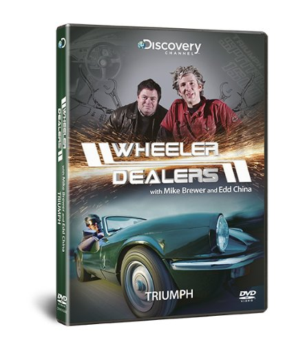 Discovery channel Wheeler dealers Triumph -