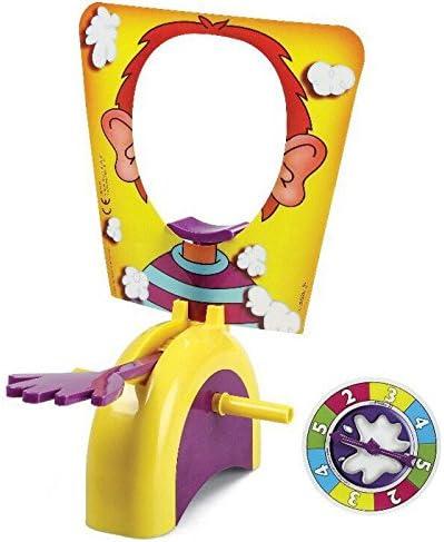 Pie Face Juego de mesa montada juegos familiares divertidos juguetes para niños: Amazon.es: Bebé