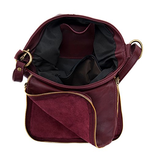 En My Sac À Avril Main Oh Cuir Soldes Prune Bag fdwXqf6g