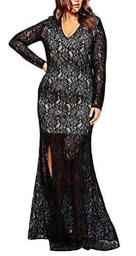 Sorrica-Womens-Plus-Size-Lace-Maxi-Long-Cocktail-Dress-Gown