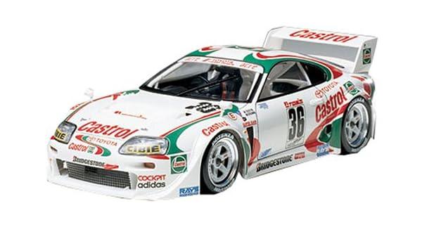 Tamiya 24163 - Maqueta Para Montar, Coche Toyota Castrol Toms Supra GT Escala 1/24: Amazon.es: Juguetes y juegos