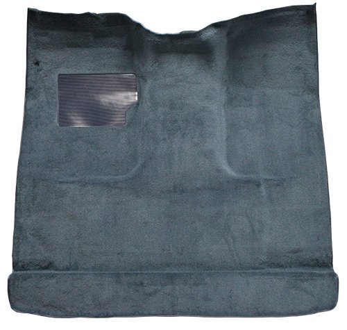 Cab 2wd Carpet (1975-1979 Ford F-100 Reg Cab 2WD Low Tunnel Cutpile Factory Fit)