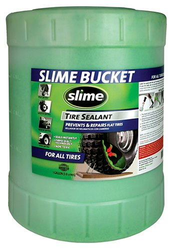 Image of Adhesives Slime SDSB-5G 5 Gallon (640 Ounces) Automotive Accessories