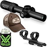 Vortex 1-8x24 Strike Eagle 30mm Rifle Scope Amazon BF Kit