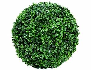 Siena Garden 329018bola de boj, Verde, 35cm de diámetro, de plástico