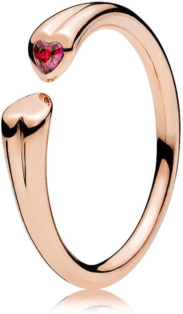 Pandora Anello Wishbone A V Donna Vermeil 186570czr 54 Amazon It Gioielli