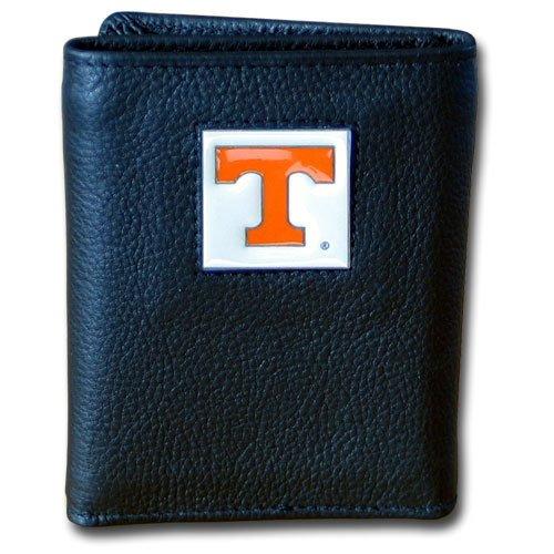 Siskiyou NCAA Tennessee Volunteers Deluxe Leather Tri-fold Wallet
