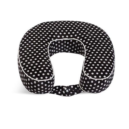 Wolf World's Best Cushion-Soft Memory Foam Neck Pillow, B...
