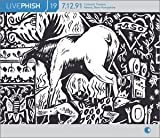 Live Phish Vol. 19: 7/12/91, Colonial Theatre, Keene, New Hampshire by Phish (2003-05-20)