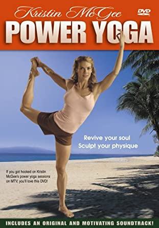 Power Yoga [Reino Unido] [DVD]: Amazon.es: Kristin Mcgee ...