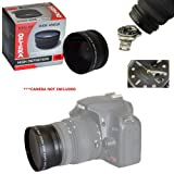 10-Piece-Ultimate-Lens-Package-For-the-Sony-DSC-H10-DSC-H5-DSC-H3-DSC-H1-DSC-H2-DSC-H5-Digital-Camera-Includes-43x-High-Definition-II-Wide-Angle-Panoramic-Macro-Fisheye-Lens-22x-Extreme-High-Definitio