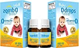 Baby Ddrops® 400 Iu 90 Drops (Pack of Two) from Ddrops Company