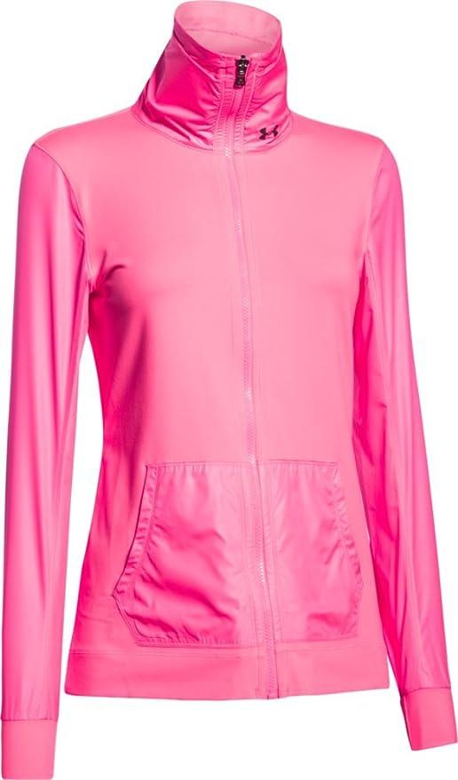 Under Armour de Fitness para Mujer para-Camiseta Studio Essential para Mujer: Amazon.es: Deportes y aire libre