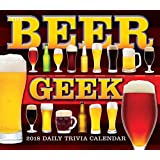 Sellers Publishing 2018 The Beer Geek: Daily Trivia Challenge Boxed/Daily Calendar (CB0273)