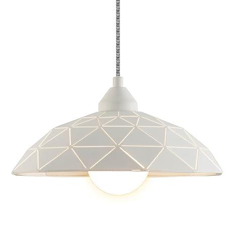 Lámpara De Techo Moderna Sala De Estar Comedor Geometría ...