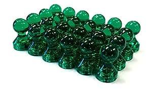 Amazon.com: Juego de 24 imanes de botón – perfecto para ...
