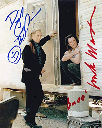 Kill Bill In-person Autographed Cast Photo Carradine/Madsen RARE from Sign Here Autographs